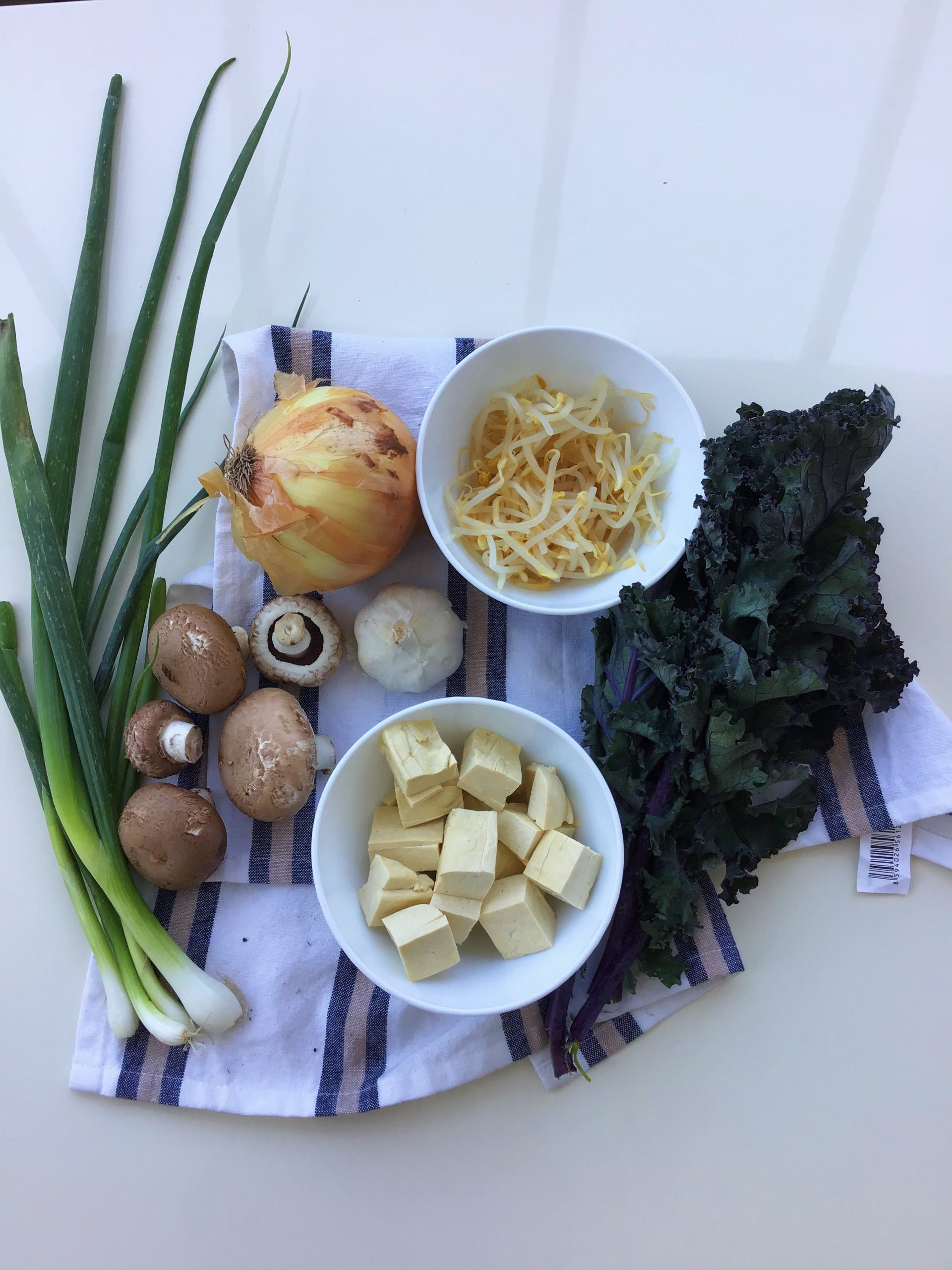 portobello mushroom ramen ingredients