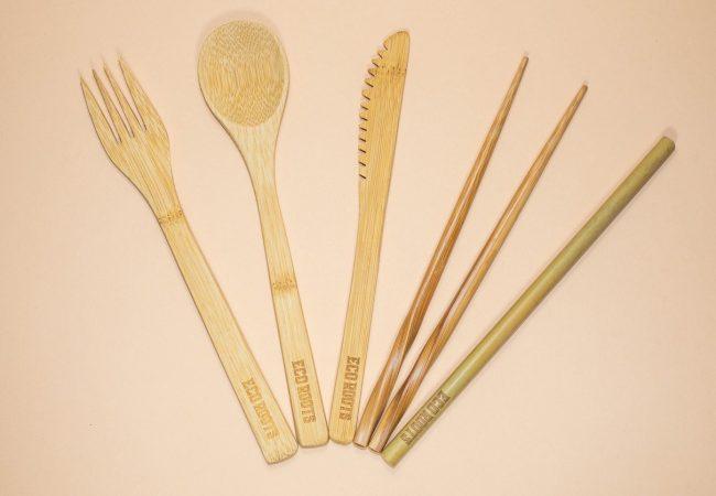 Reusable eco-friendly cutlery